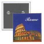 Roman Coliseum Pin