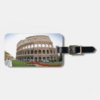 Roman Colosseum Bag Tags