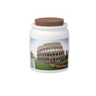 Roman Colosseum Candy Dish