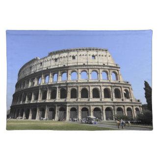 Roman Colosseum Lazio, Italy Placemat