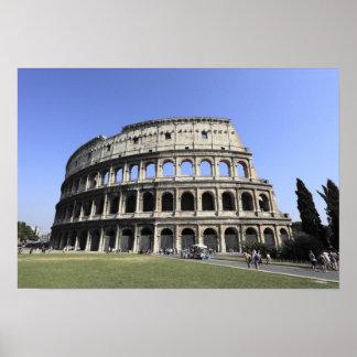 Roman Colosseum Lazio Italy Print