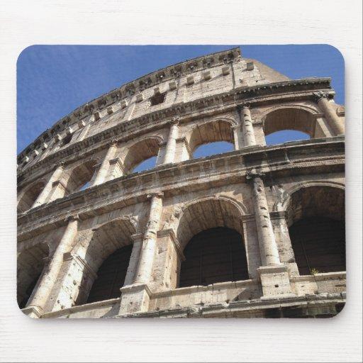 Roman Colosseum Mouse Pads