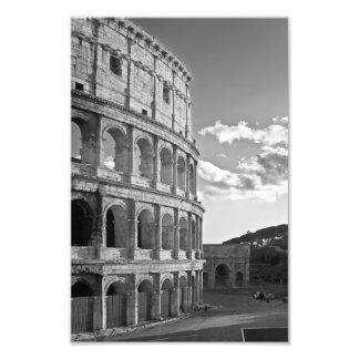 Roman Colosseum Print Art Photo