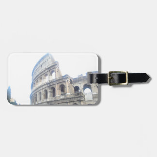 Roman Colosseum - Roman Holiday Tag