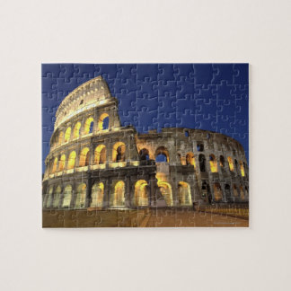 Roman Colosseum, Rome, Italy 2 Jigsaw Puzzle