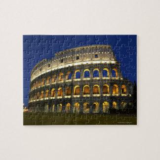 Roman Colosseum, Rome, Italy 3 Jigsaw Puzzle