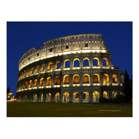 Roman Colosseum, Rome, Italy 3 Postcard