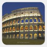 Roman Colosseum, Rome, Italy 3 Stickers
