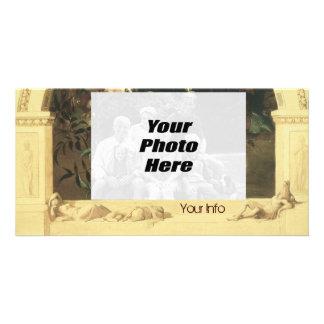 Roman Columns Photo Cards