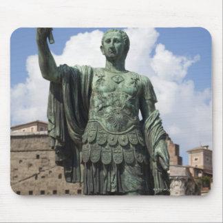 Roman Emperor statue Mouse Mat