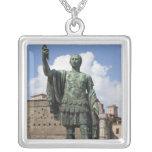 Roman Emperor statue Necklace