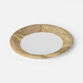 Roman Empire 2 7 Inch Paper Plate