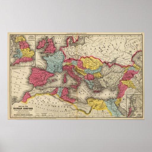 Roman Empire 4 Poster