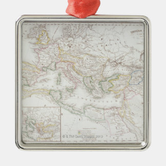 Roman Empire Christmas Ornament