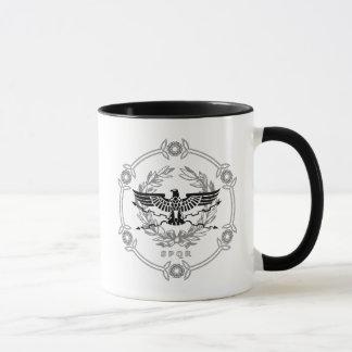 Roman Empire Emblem Mug