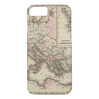 Roman Empire, Greece iPhone 8/7 Case