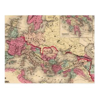 Roman Empire Postcard