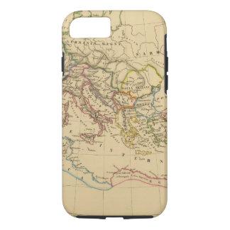 Roman Empire under Constantine and Trajan iPhone 8/7 Case
