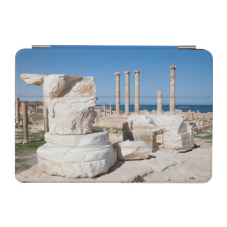 Roman Forum And Remains Of Statue, Sabratha, AZ iPad Mini Cover