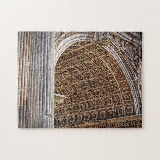 Roman Forum Arch of Septimius Severus Puzzle