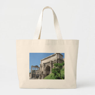 Roman Forum Arch Of Titus - Rome Italy Tote Bags