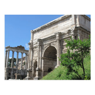 Roman Forum Arch Of Titus - Rome Italy Post Cards