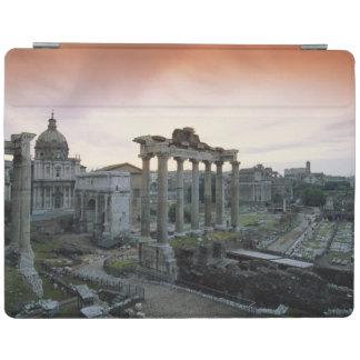 Roman Forum at dawn iPad Cover