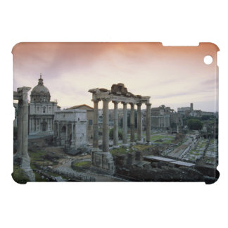 Roman Forum at dawn iPad Mini Covers