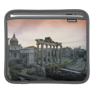Roman Forum at dawn iPad Sleeve