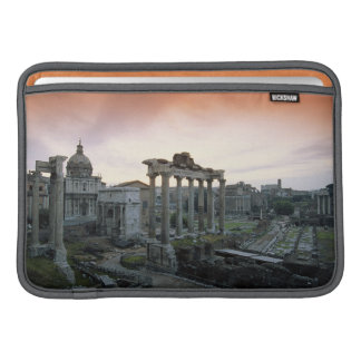 Roman Forum at dawn MacBook Sleeve