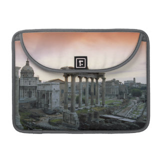 Roman Forum at dawn Sleeve For MacBook Pro