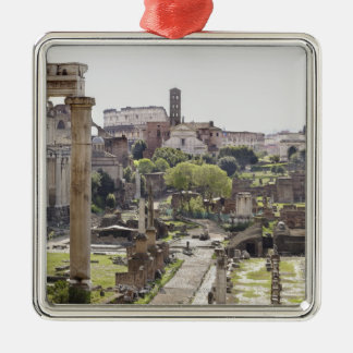 Roman Forum Christmas Ornament