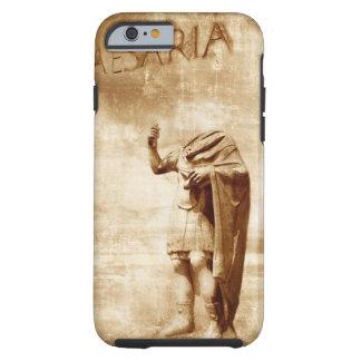 roman forum, headless statue of roman leader tough iPhone 6 case