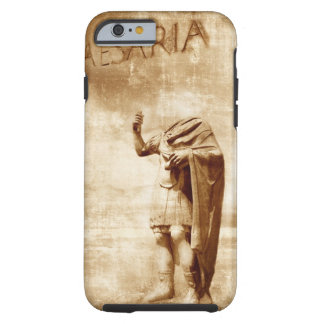 roman forum, headless statue of roman leader tough iPhone 6 case
