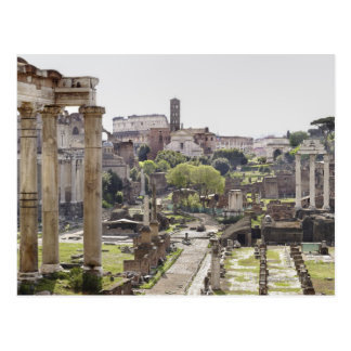 Roman Forum Postcards