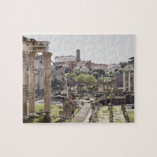Roman Forum Puzzles