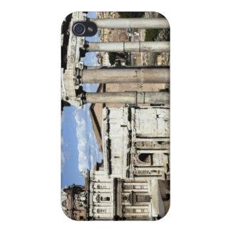 Roman Forum, Rome, Italy iPhone 4/4S Covers