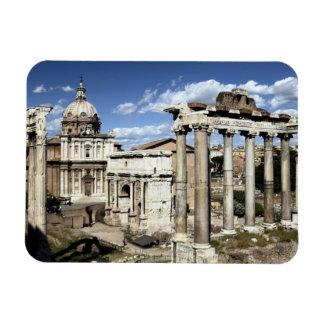Roman Forum, Rome, Italy Rectangular Photo Magnet