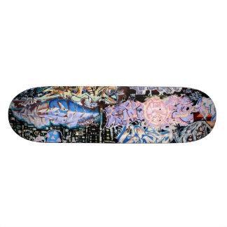 Roman Graffiti Skateboard Decks