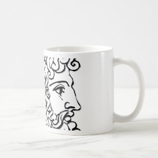 Roman Heads Coffee Mug