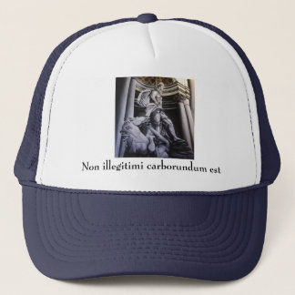 Roman Hero truckers cap