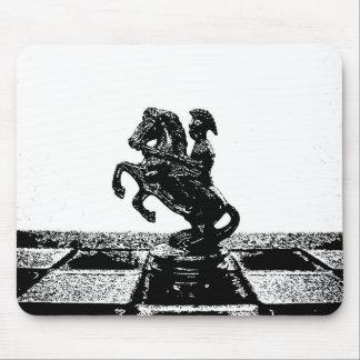 Roman Knight Chess Mat Mouse Mat