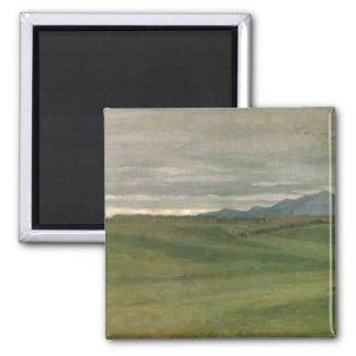 Roman Landscape Fridge Magnet