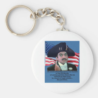roman moronie patriot2 key chain