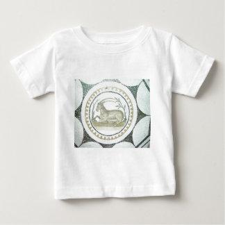 Roman Mosaic Baby T-Shirt