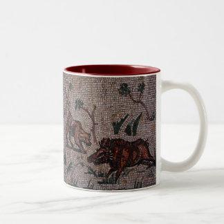 Roman Mosaic Mug
