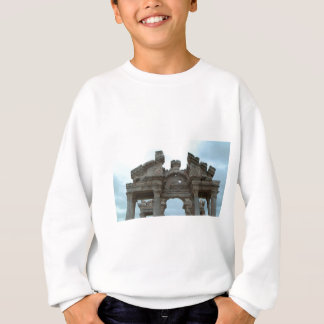 Roman Pediment Sweatshirt