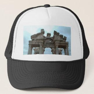Roman Pediment Trucker Hat