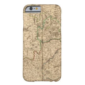 Roman roads and battlefields barely there iPhone 6 case