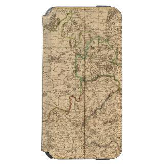 Roman roads and battlefields incipio watson™ iPhone 6 wallet case